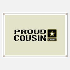 U.S. Army: Proud Cousin (Sand) Banner