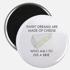 Cute Cheese Magnet