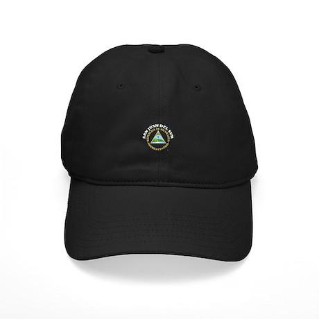 San Juan Del Sur, Nicaragua Black Cap
