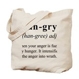 Vulgar sayings Canvas Totes