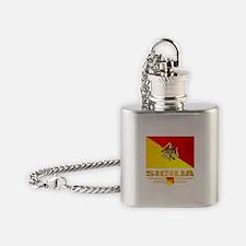 Sicilia Flask Necklace