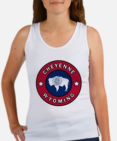 Cute Cody wyoming Women's Tank Top
