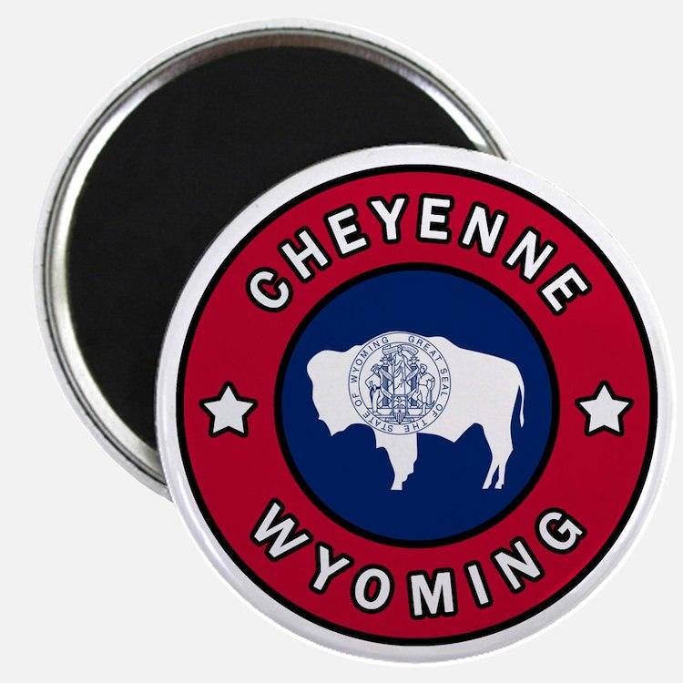 Cute Cheyenne Magnet