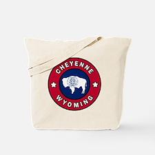 Cute Cody wyoming Tote Bag
