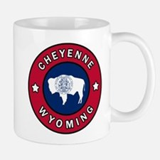 Cheyenne Wyoming Mugs