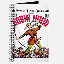Robin_Hood_Classic_Comics_Library Journal
