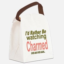 Cptv Canvas Lunch Bag