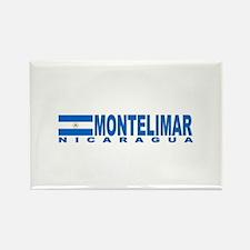 Montelimar, Nicaragua Rectangle Magnet