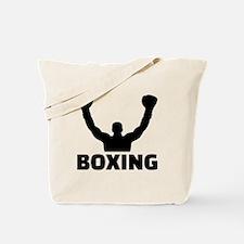 Boxing champion Tote Bag