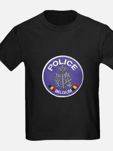 Belgium Police T-Shirt