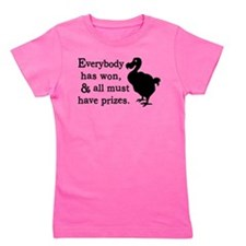 Cool Book quotes Girl's Tee
