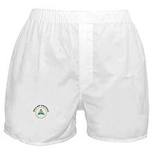 Isla de Ometepe, Nicaragua Boxer Shorts