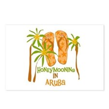 Honeymoon Aruba Postcards (Package of 8)