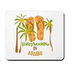 Honeymoon Aruba Mousepad