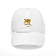 Honeymoon Aruba Baseball Cap