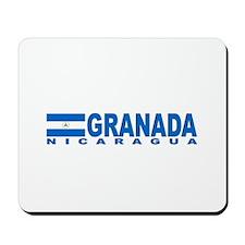 Granada, Nicaragua Mousepad
