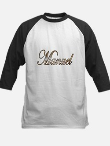 Gold Manuel Baseball Jersey