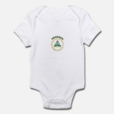 Granada, Nicaragua Infant Bodysuit