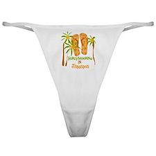 Honeymoon Jamaica Classic Thong