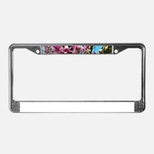 Tulip Tree License Plate Frame