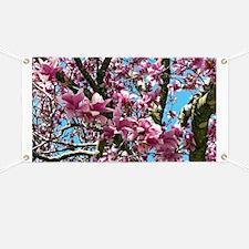 Tulip Tree Banner