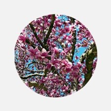 "Tulip Tree 3.5"" Button (100 pack)"