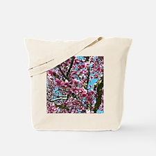 Tulip Tree Tote Bag
