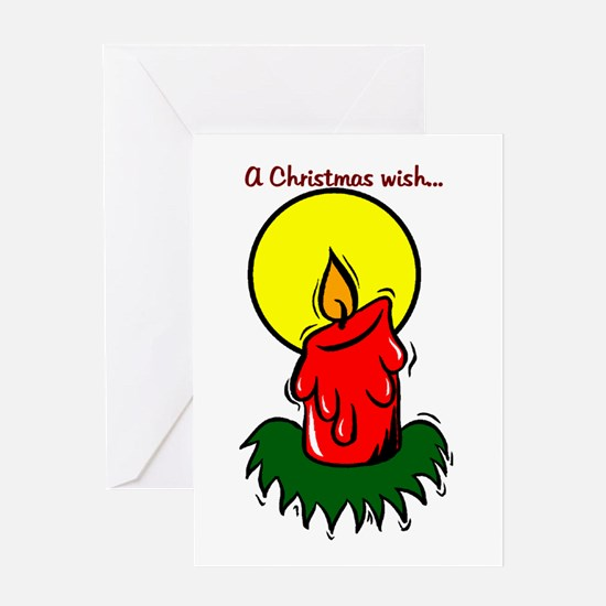 cm0010front Greeting Cards