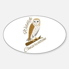 Wildlife Conservation Decal