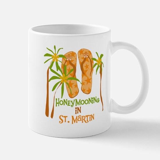 Honeymoon St. Martin Mug