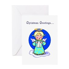 cm0005front Greeting Cards