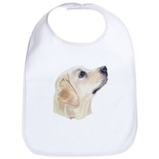 Mango Yellow Lab Bib