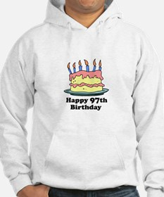 Happy 97th Birthday Hoodie