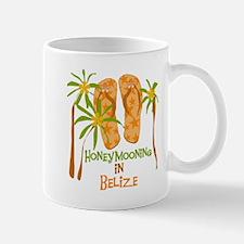 Honeymoon Belize Mug