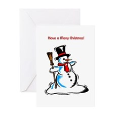 3-cm0001front Greeting Cards