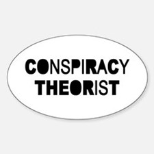 Conspiracy Decal