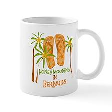 Honeymoon Bermuda Small Mug