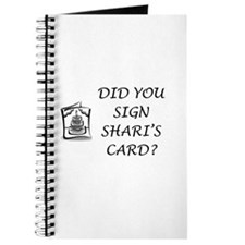 Shari's Card Journal