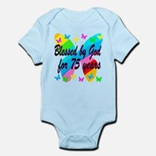 75TH PRAYER Infant Bodysuit