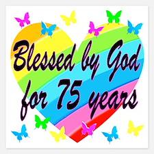 75TH PRAYER Invitations