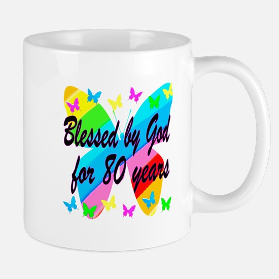 80TH BLESSING Mug