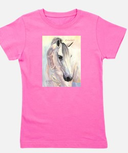 Funny Horse lovers Girl's Tee