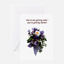bd0009front Greeting Cards