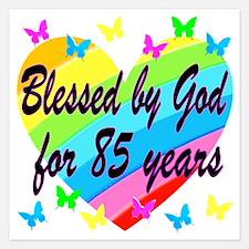 85TH PRAYER Invitations