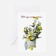 bd0008front Greeting Cards