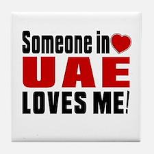 Someone In United Arab Emirates Loves Tile Coaster