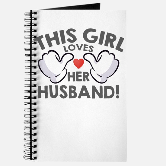 Cute His her Journal