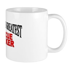 """The World's Greatest Rescue Worker"" Mug"