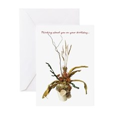 bd0004front Greeting Cards