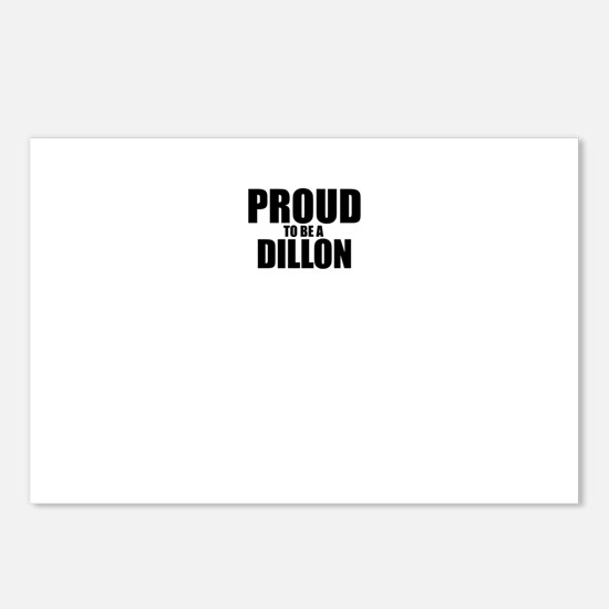 Proud to be DILLON Postcards (Package of 8)